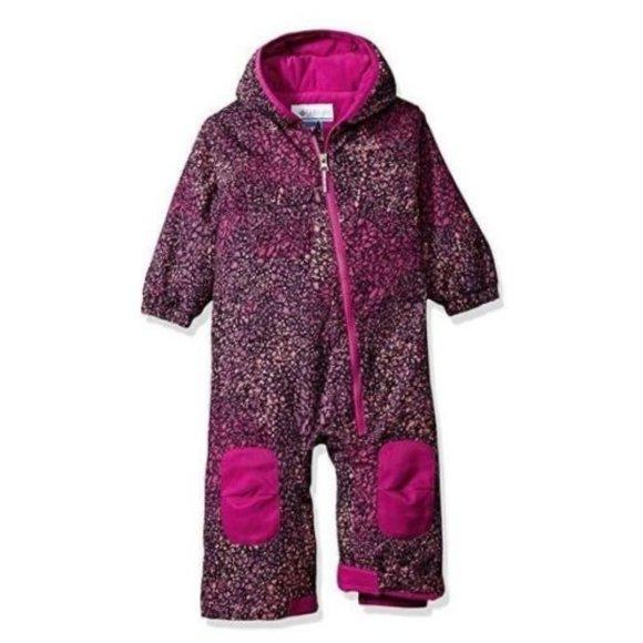Columbia Baby Girl's Hot-Tot Suit